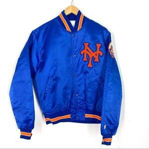 Vintage New York Mets MLB Starter Jacket Medium